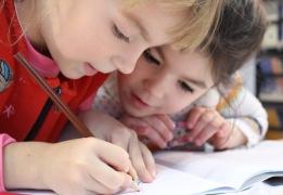 kids-girl-pencil-drawing-159823 PEXELS